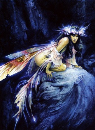 Brian Froud, One of my inspirations for the characters of The Hollow Hills