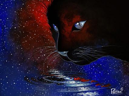 Cat in the Cosmos